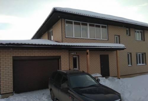 Строительство дома, отопление, электрика, сантехни