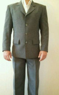 Майка лапша с кружевом, мужской костюм р-р 48-50
