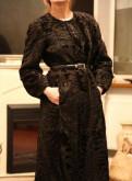 "Шуба из каракульчи. ""Helene Staber"", зимняя одежда oldos распродажа"