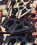 Кронштейн переднего амортизатора нижний б/у Volvo8, фильтр акпп мицубиси галант