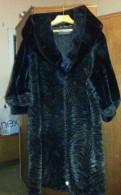 Шуба иск. мех. в хорошем состоянии, платья 52 размер купить в интернет магазине