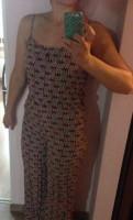 Комбинезон из вискозы mango р. 42, платье в клетку виши от zara
