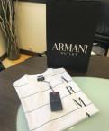 Интернет магазин одежды бренды из китая, футболка белая Armani Jeans