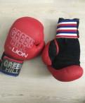 Самбовка перчатки для бокса, Синявино