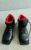 Ботинки лыжные. 40 размер, Кингисепп