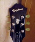 Epiphone полуакустическая гитара