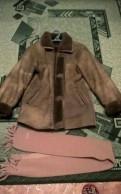Куртка пуховая женская nike sportswear, дубленка