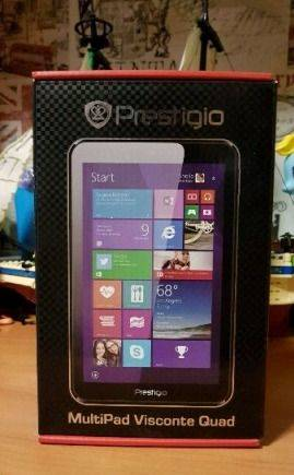 Планшет Prestigio MultiPad Visconte Quad