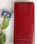 Клатч кошелек из натуральной кожи Ленинград СССР, Санкт-Петербург