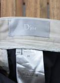 Брюки Dior Оригинал Франция Люкс Хлопок, желтое платье турция