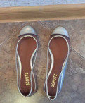 Купить стильную итальянскую обувь, фирменные балетки 36-37 размер