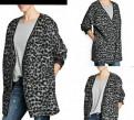 Лёгкое пальто Mango, oversize, про-во Morocco, S-M, купить одежду и обувь левис
