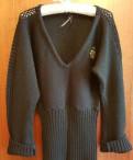 Пуловер Рокко Барокко, костюм для фитнеса тройка купить, Новая Ладога