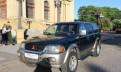 Mitsubishi Pajero Sport, 2000, киа рио 2010 максимальная комплектация, Санкт-Петербург