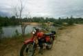 Крепление кроссового мотоцикла в прицепе, минск 125