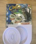 Система приучения к унитазу для кошек и котов