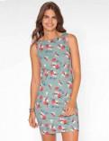 Турецкий трикотаж интернет магазин, платье новое
