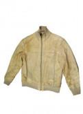 Куртка кожаная TDK М 21499, зимний костюм для рыбалки канадиан кемпер викинг