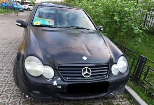 Купить дэу леганза с пробегом, mercedes-Benz C-класс, 2001