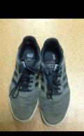 Продам кеды adidas skateboard, мужские туфли из замша