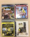 Игры на PS3 Лицензия в ассортименте