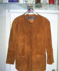 Платье халат модели, куртка-пиджак (натур. кожа)