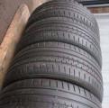245 40 18 2-4 летние шины Hankook Pilot Exalto 2, шины для калины универсал зимние