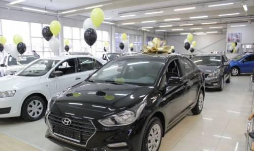 Hyundai Solaris, 2017, купить ладу 111 бу