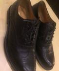 Мужские туфли Pal Zileri, мужская обувь экко демисезон