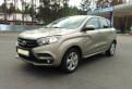 Автомобиль газ россия, lADA XRAY, 2017, Пикалево