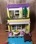 Конструктор Лего Пляжный домик Стефани