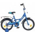 Велосипед Novatrack 14дюймов + самокат в подарок