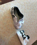 Новые кеды 41р, зимние ботинки adidas neo мужские