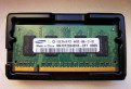 Оперативная память для ноутбука So-Dimm 1Gb, DDR2