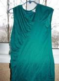 Купить платье на бонприкс, продам тунику Calvin Klein бирюзового цвета