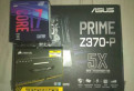 I7 8700k, 16gb, 3Tb, Asus Z370P, Win10pro, 650w