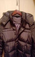 Новая зимняя куртка, майка ufc красная