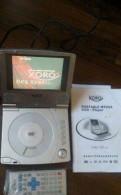 Портативный DVD плеер