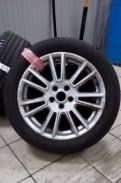 Оригинальные диски с летней резиной Ford Mondeo, большие колеса на ваз 2106
