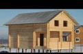 Сруб Дома 6х8. 75 в тёплом контуре (Видео)