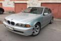 BMW 5 серия, 2001, купить киа рио седан 2013 года выпуска