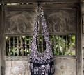Мастеровая сумка со слоном, Тайланд. Новая