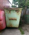 Мусорный контейнер 0.75 м3