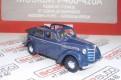 Москвич 400-420А Deagostini N5