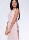 Интернет магазины брендовой одежды россии, платье нежно-розовое новое