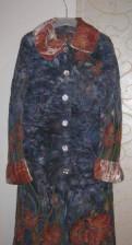 Эксклюзивное Пальто 44 р Новое, платье трансформер с отстегивающейся юбкой