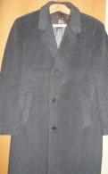 Джинсовая куртка на молнии мужская, мужское пальто