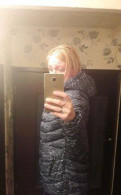 Куртка зимняя, молодежная одежда cropp