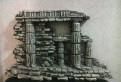 """Декор керамика """"Атлантида"""" руины"""