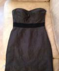 Платье коктейльное, стильная одежда для девушек блондинок, Тосно